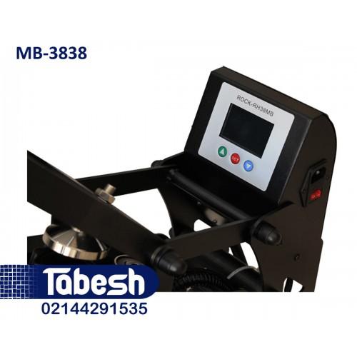 دستگاه پرس حرارتی MB-3838