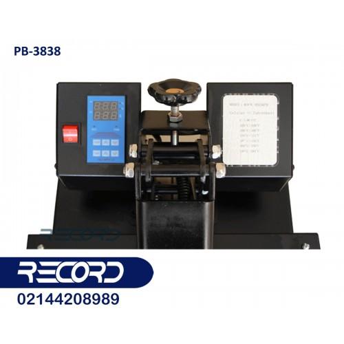 دستگاه پرس حرارتی PB-3838